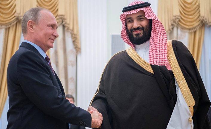 Саудовский принц разочарован провалившейся попыткой подкупить Путина