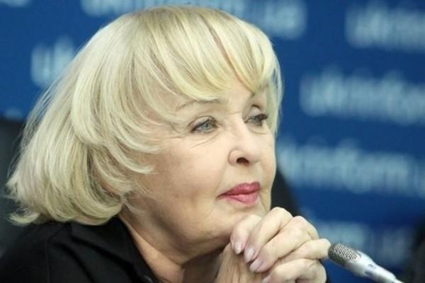 Советская актриса призвала украинцев изолироваться от россиян