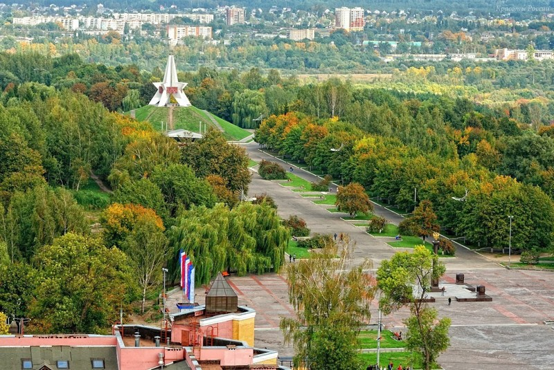 Брянск недорогой отдых, поездки по России, путешествие, туризм