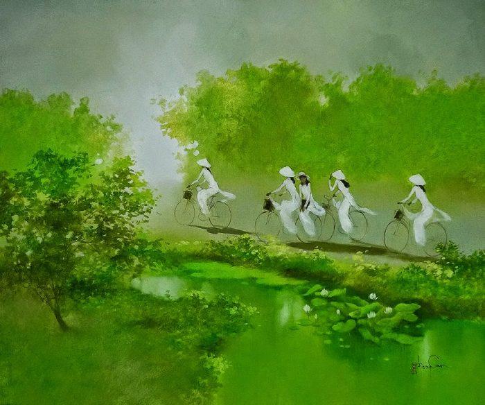 художник Dang Van Can - 05