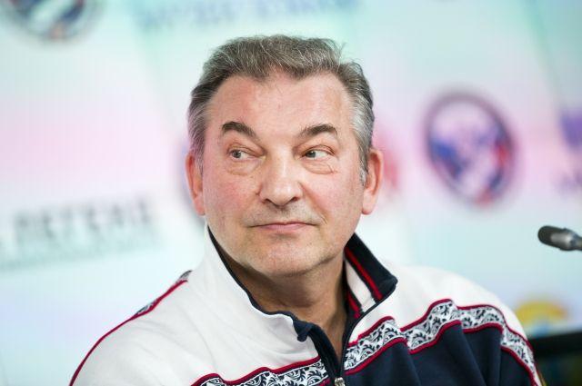 Третьяк о матче Россия-Словения: мы показали, что умеем играть в хоккей