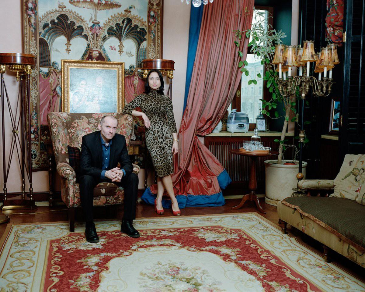 Фото: Домашний быт российской элиты