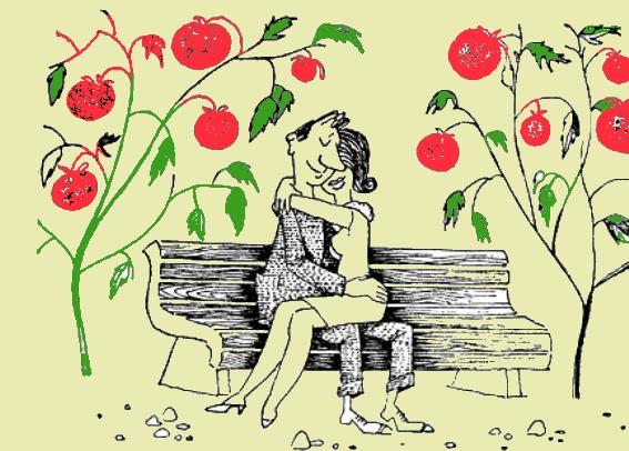 картинки с юмором про любовь.