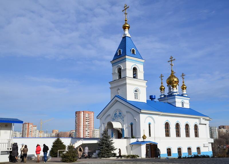 Свято иверский женский монастырь ростов на дону