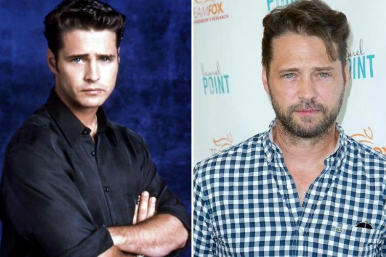 Как сегодня выглядят главные актеры сериала «Беверли-Хиллз 90210»