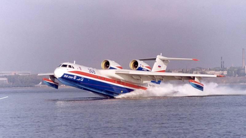 Разработчик двигателя SSJ-100 готов к ремоторизации Бе-200