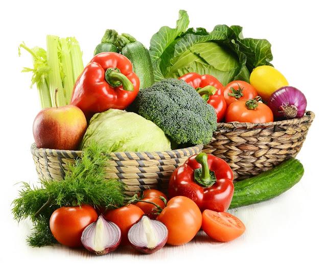 Как убрать химию в овощах и фруктах