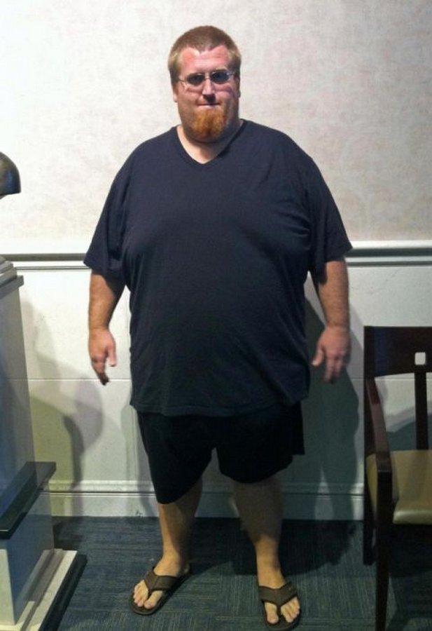 Скорое похудение — 160 кг