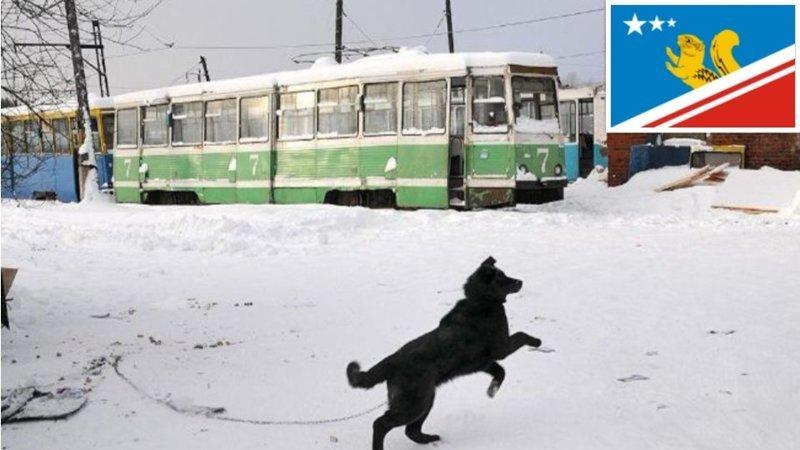 Волчанск — самый маленький трамвайный город России