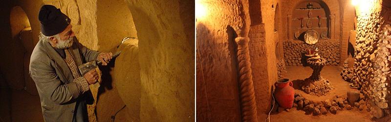 «Божественное подземелье Левона» – уникальный музей в Армении