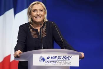 Марин Ле Пен прибыла в Госдуму