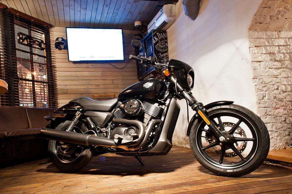Street 750: самый маленький Harley приходит в Россию - Фото 3