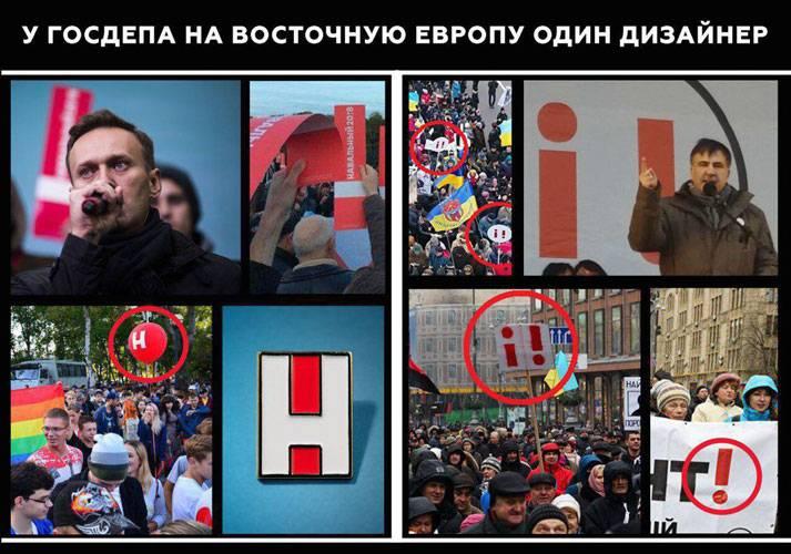 Навальный и Саакашвили: такие разные снаружи, такие схожие внутри