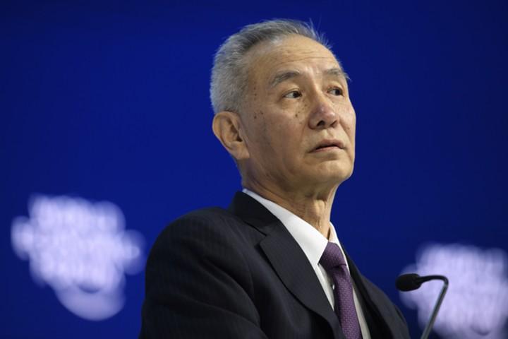 Вице-премьер Госсовета КНР принял приглашение посетить Вашингтон для торговых переговоров