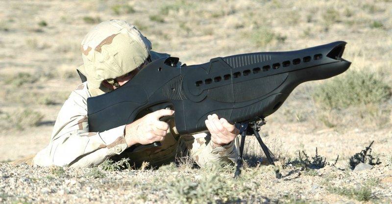 Некоторые идеи совершенствования стрелкового и артиллерийского вооружения