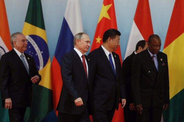 Чем завершился саммит БРИКС в Сямэне. Основные тезисы
