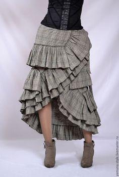 Выбираем идеальную юбку по типу фигуры