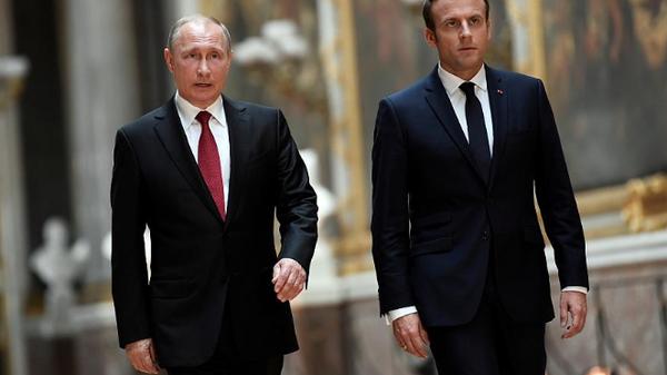 Французский историк напомнил Макрону, что Русские дважды спасали Францию