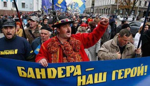 На Украине сделали официальным праздником день рождения Бандеры