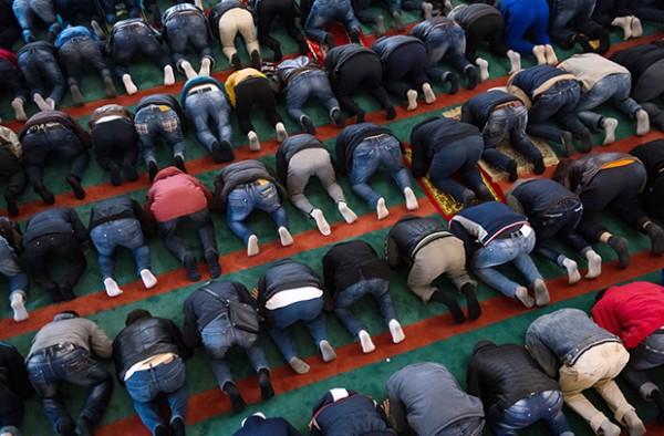 Новые бренды исламистов