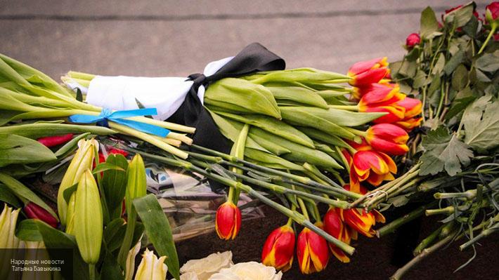 В Москве завершилось шествие памяти Бориса Немцова