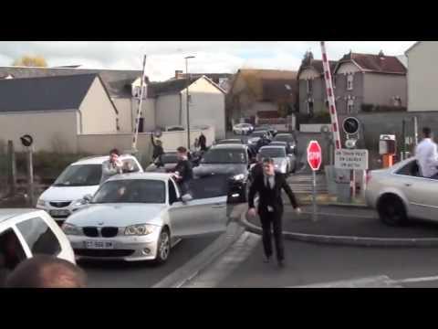 Чеченская свадьба в Туре (Франция)