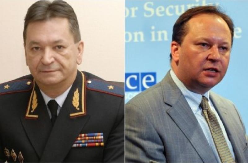 Русский генерал против украинского дипломата: «русско-украинская» братская война