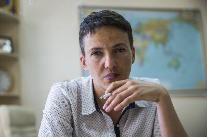 """Савченко предложила """"сдать Крым"""", чтобы вернуть Донбасс"""