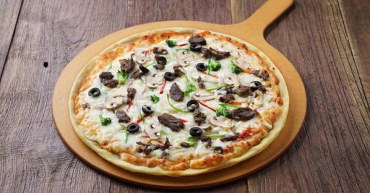 Пицца на сковороде от Марты Стюарт