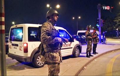 Установлена личность исполнителя теракта в ночном клубе в Стамбуле
