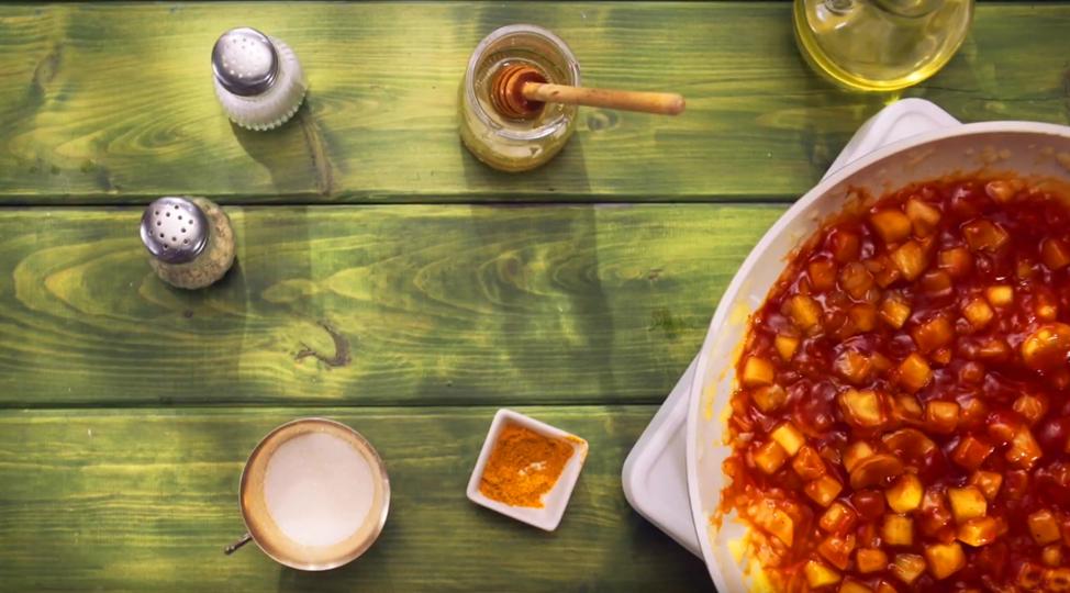 Рецепты:Хот-дог с яблочным чатни и кислой капустой, рецепты 3