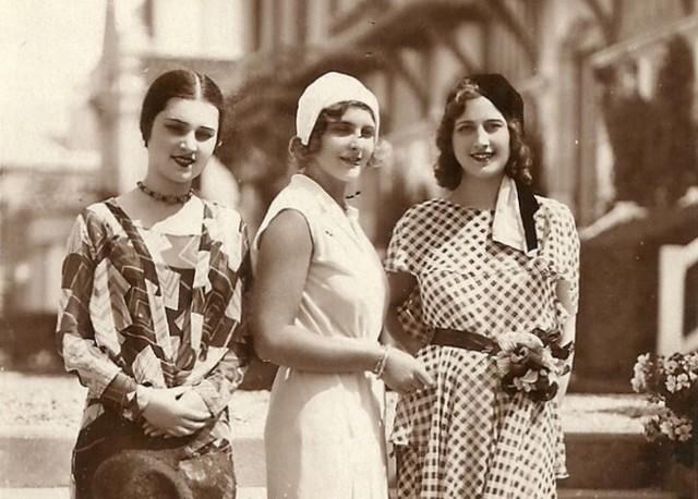 mseurope00 Ретрокрасавицы с конкурса «Мисс Европа — 1930»