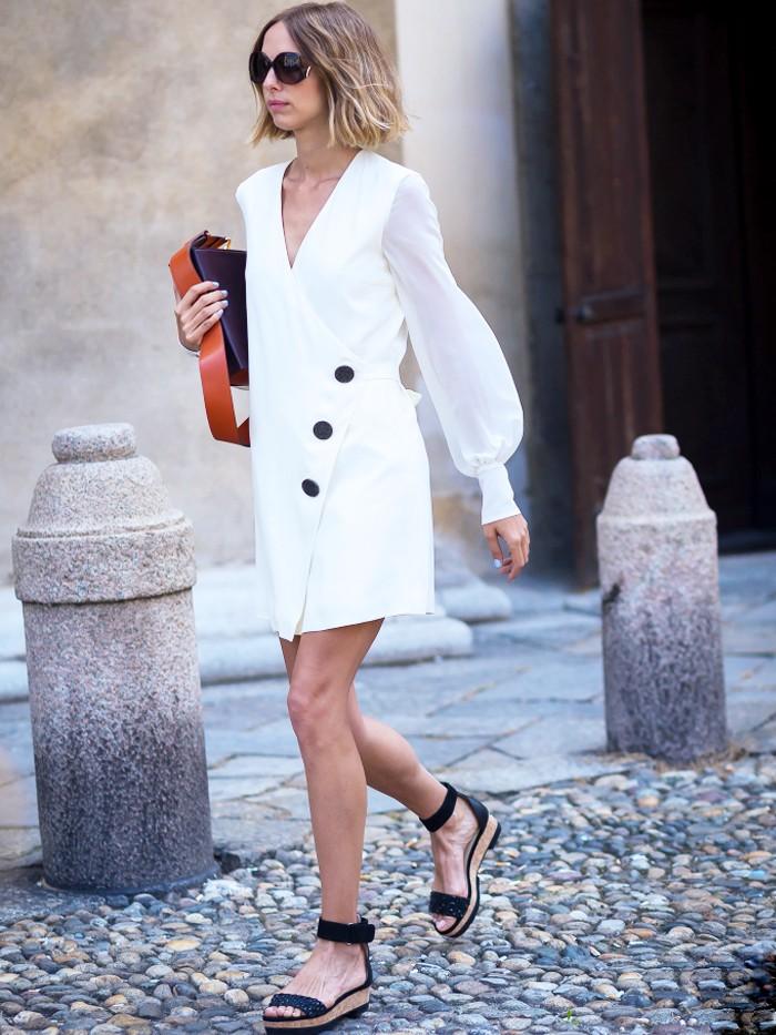 10 идей как выглядеть модно без каблуков. Любительницам удобной обуви посвящается!