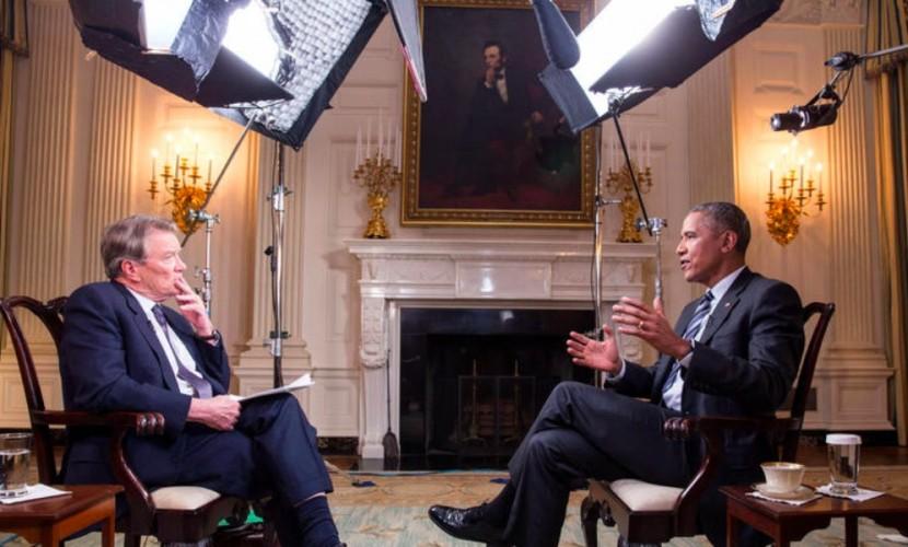 Обама: Американцы сейчас больше доверяют Владимиру Путину, чем правительству США