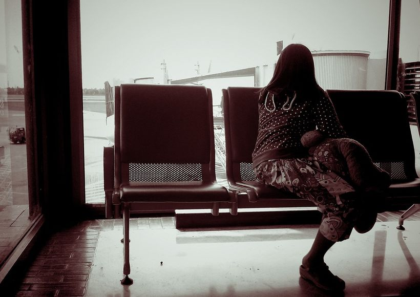 История девочки, слетавшей из Москвы в Петербург без билета и родителей