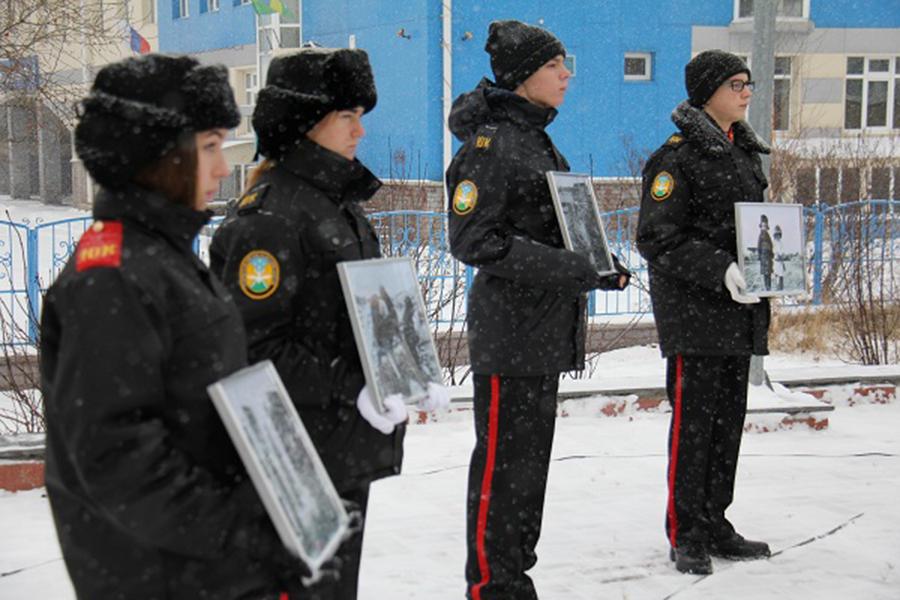В Ханты-Мансийске почтили память репрессированных крымско-татарских полицаев?