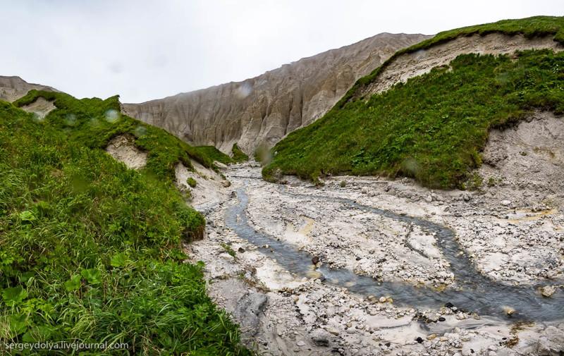 Чудо природы на Курильских островах путешествия, факты, фото