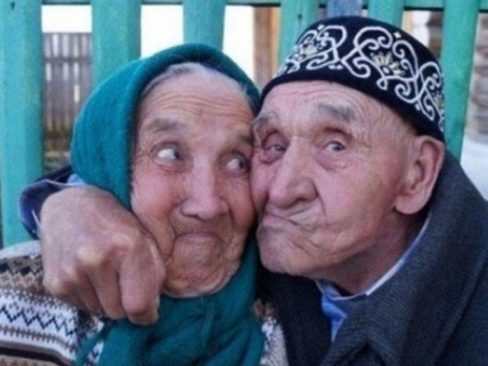 Как дед проучил свою бабку