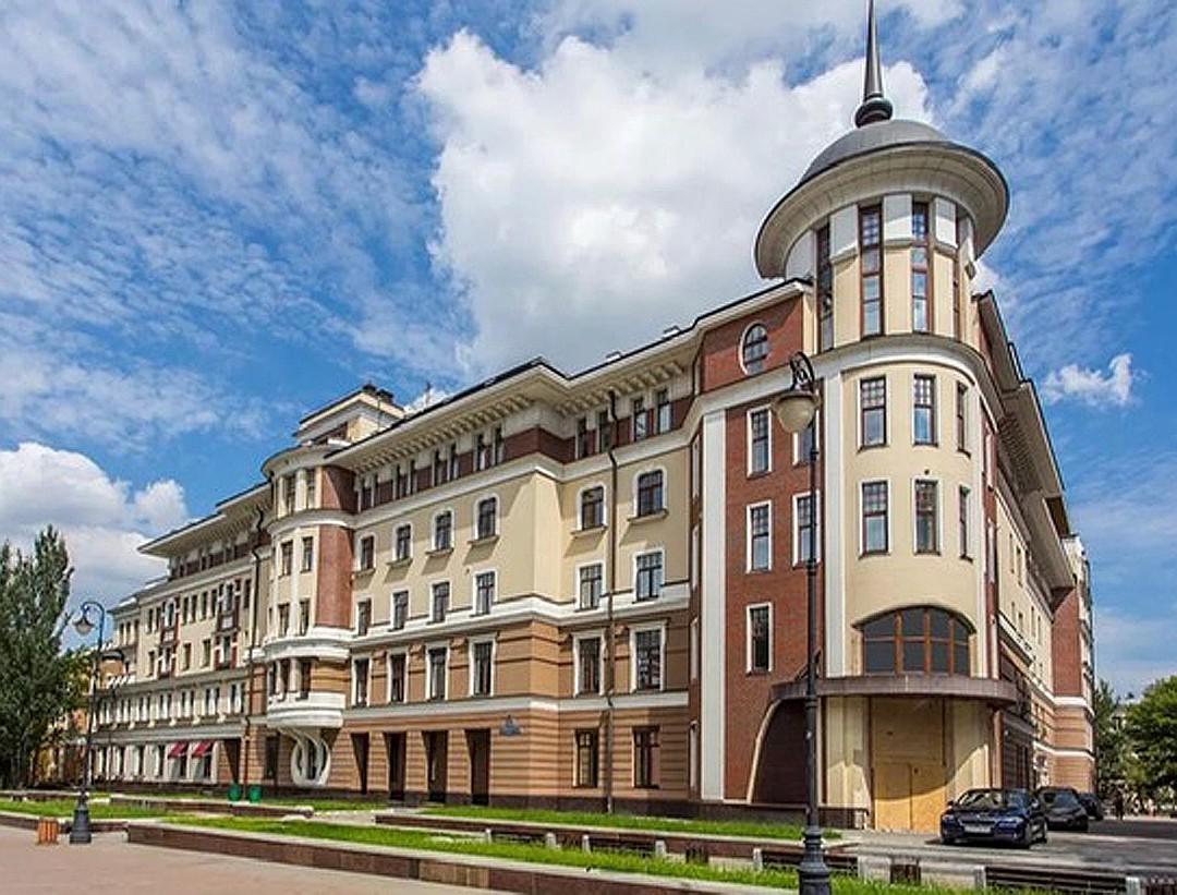 Дом на улице командарма Ефремова.