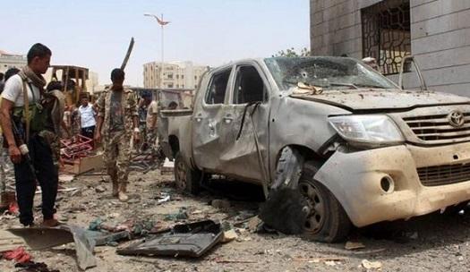 Теракт вАдене: погибло три десятка военнослужащих Йемена