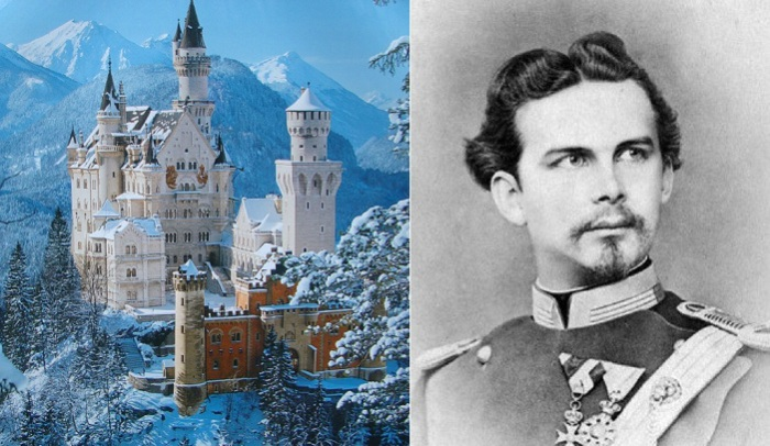 «Сказочный король»: как Людвига II Баварского за его увлечения объявили сумасшедшим