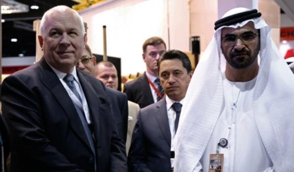 Арабские инвесторы вошли вкапитал «Вертолетов России»