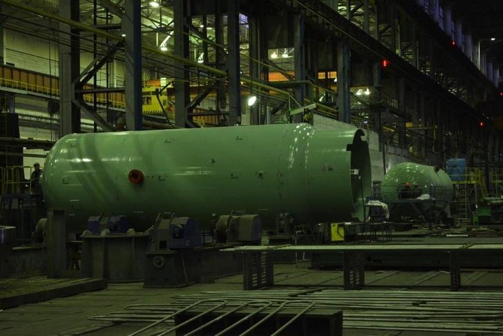Компания АЭМ-технологии изготовила гидроёмкости системы безопасности для ЛАЭС-2