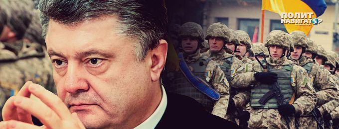 Война продолжится: Запад и его киевские марионетки не пойдут на особый статус Донбасса