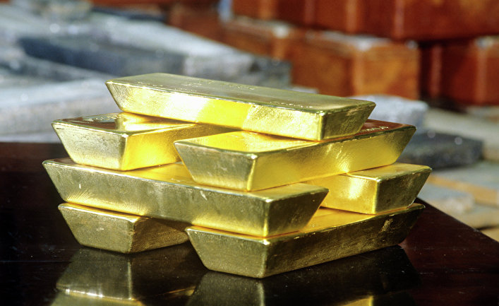 Die Welt, Германия. Что скрывается в действительности за закупками золота Россией