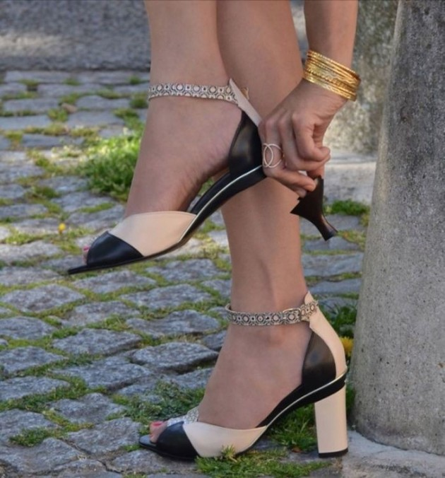 Мечта всех женщин сбылась! Теперь каблуки можно снимать