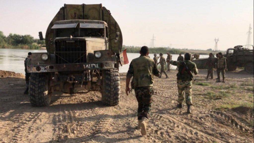 Война в Сирии: бои в Дейр-эз-Зоре и героизм наших парней