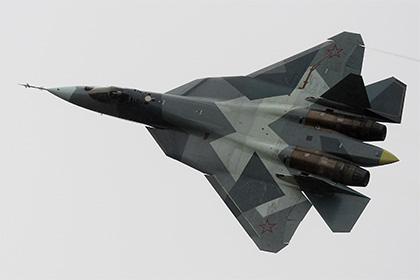 Назван объем первой поставки истребителей ПАК ФА для ВВС России