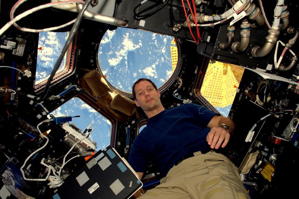 Астронавт после шести месяцев на МКС вернулся с фантастическими снимками из космоса