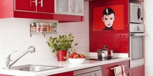 красная кухня-5
